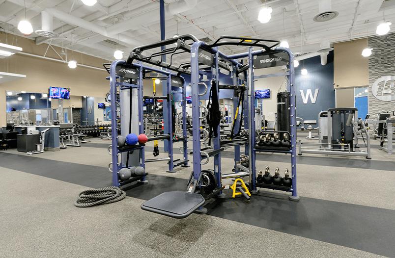 Moreno Valley Weight Machine