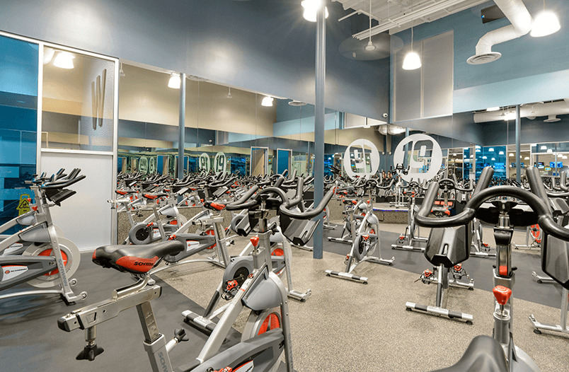 Sylmar Indoor Cycling